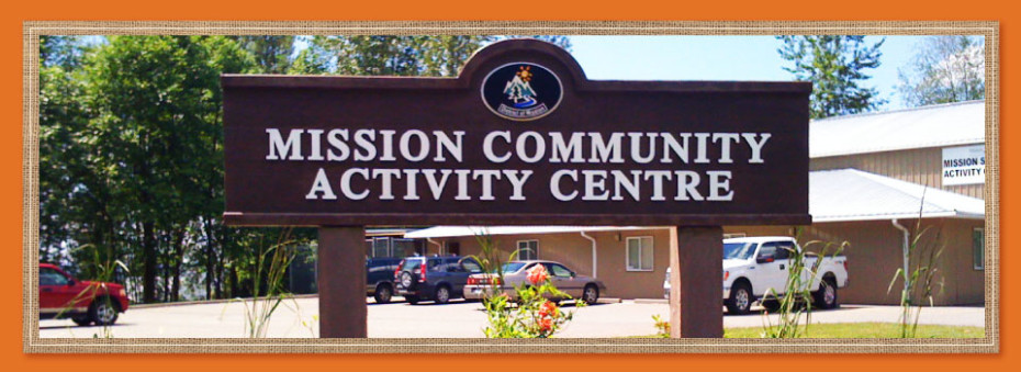 mission community activity centre