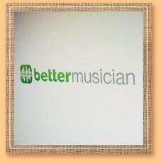 Musician sign